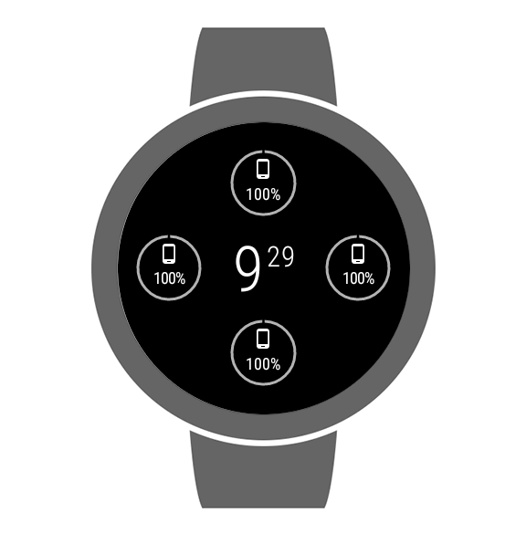 Wear Battery Full- screenshot