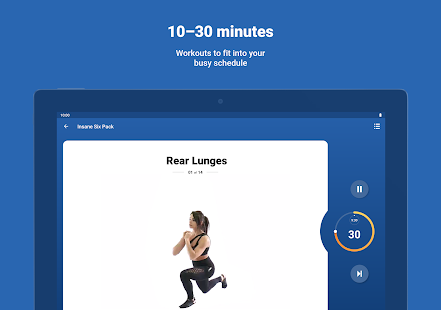 Fitify Full Body Workout Routines & Plans v1 4 2 APK Unlocked
