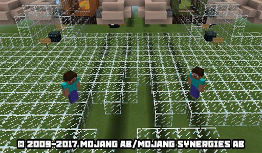 Lucky Block Race Minecraft PE for PC