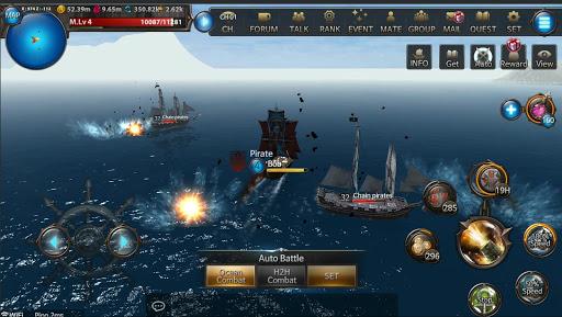 Pirates : BattleOcean 1.01 Cheat screenshots 5