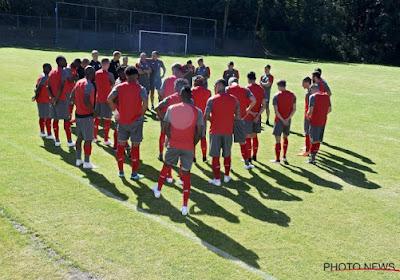 Le Standard de Liège va servir de sparring-partner à un club de D1 B