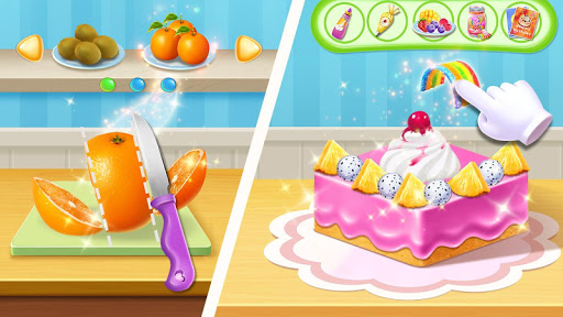 ud83cudf70ud83dudc9bSweet Cake Shop - Cooking & Bakery screenshots 3