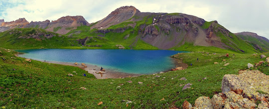Photo: Lower Ice Lake