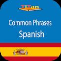 Spanish phrases - learn Spanish language icon