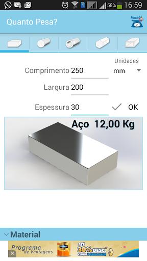 How Much Weigh