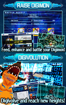 DigimonLinks APK screenshot thumbnail 3