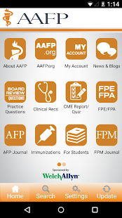 AAFP- screenshot thumbnail