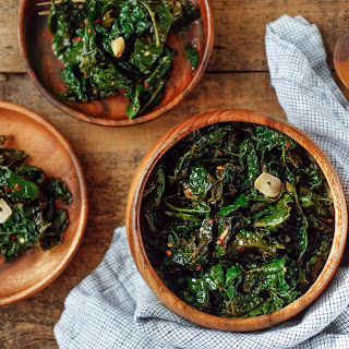 Sauteed Kale With Recipes