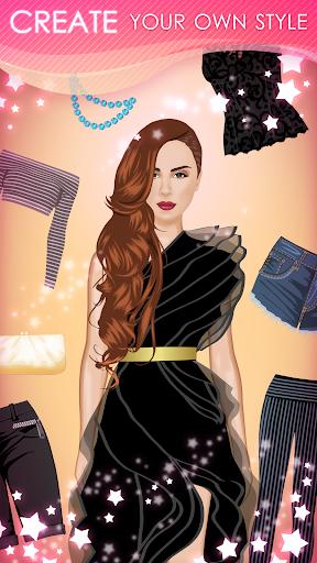 World of Fashion - Dress Up  captures d'écran 1