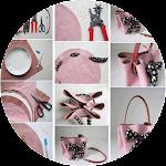 Tutorial Bags Handmade Icon