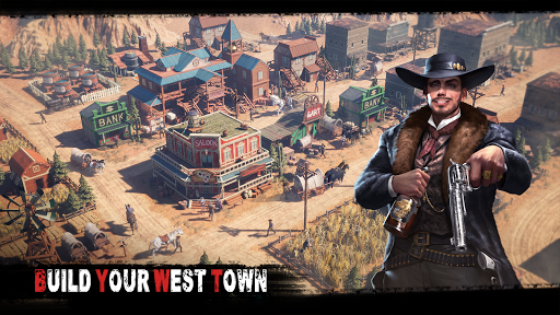 OG West: Blazing Cowgirls - screenshot