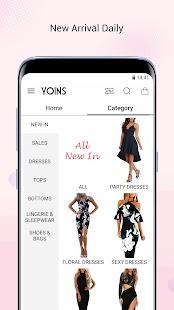 Yoins Shopping Mod