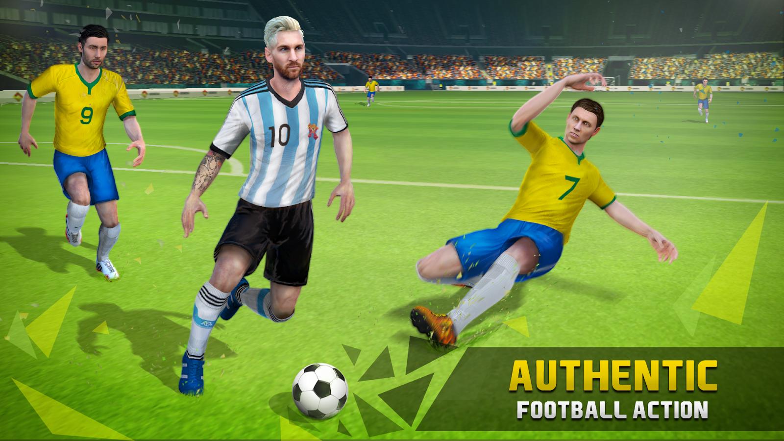 Screenshots of Soccer Star 2016 World Legend for iPhone