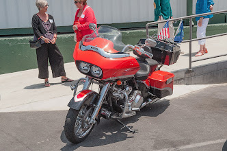 Photo: Russ Newell's Screaming Eagle Road Glide