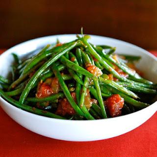 Green Bean Tomato Sauté
