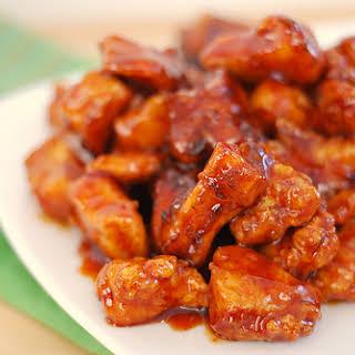 Honey-Chipotle Chicken Crispers.