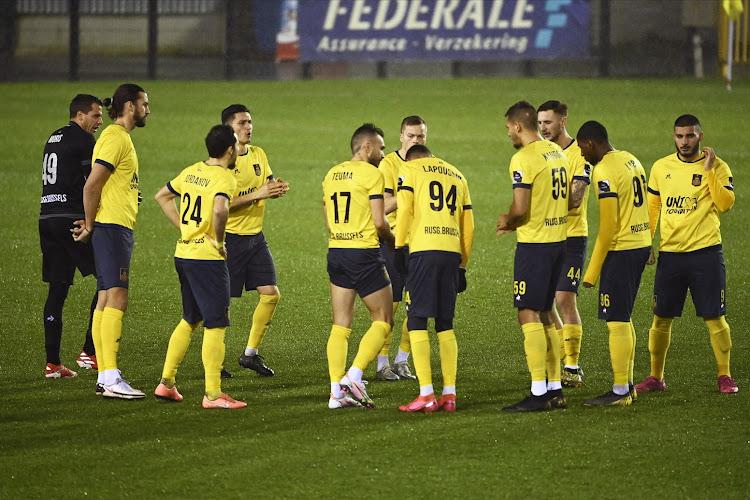Les Francs-Borains accueillent un joueur de l'Union Saint-Gilloise