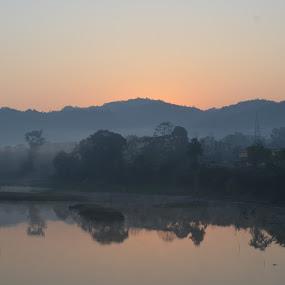 Assam's beauty by Rebo Moran - Backgrounds Nature