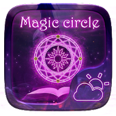 Magic Circle GO Weather Widget
