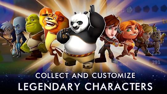 DreamWorks Universe of Legends 2