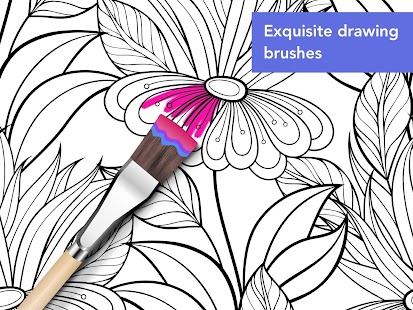 Colorfit - Drawing & Coloring - Android Apps on Google Play