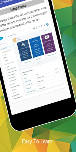 Tutorials for Salesforce 2018 1.0 screenshots 5
