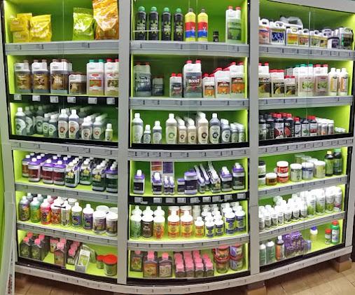 Fertilizantes de Ganesh GrowShop, las mejores marcas al mejor precio