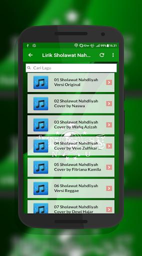 Sholawat Nahdlatul Ulama Offline screenshot 7