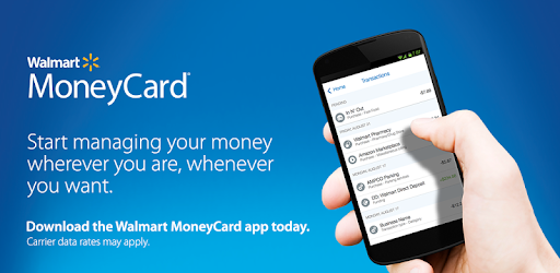 Walmart MoneyCard - Apps on Google Play