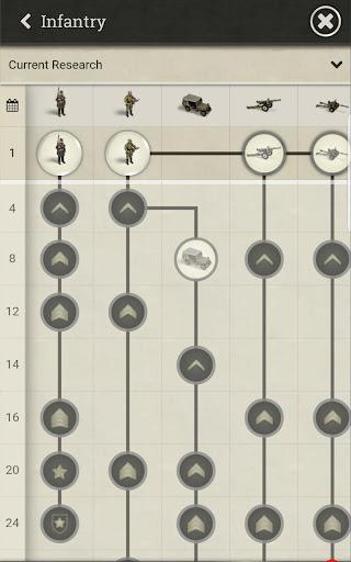 Call of War - WW2 Strategy Game 0.48 screenshots 7