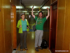 """Photo: The Lonely Planet described our Khabarovsk hotel as """"The Soviet Special"""""""