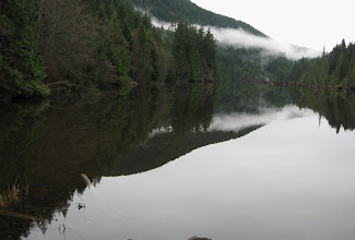 Photo: Southern end of Bundzen lake
