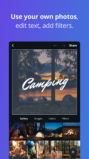 Canva - Free Photo Editor & Graphic Design Tool 1.0.9 screenshots 6