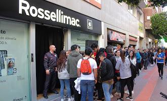 Expectación con Premium Reseller Rossellimac