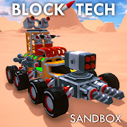 Block Tech : Epic Sandbox Car Craft Simulator GOLD