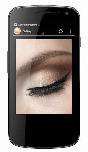 Smokey Eye Makeup  screenshots 1