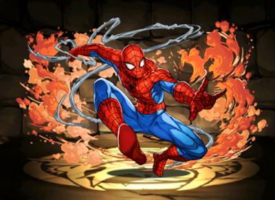 テンプレ スパイダーマン