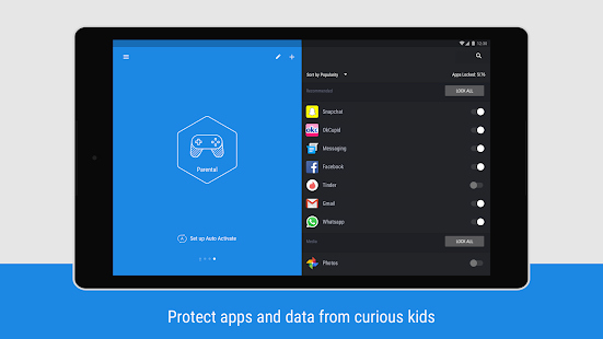 Hexlock App Lock & Photo Vault Screenshot 19