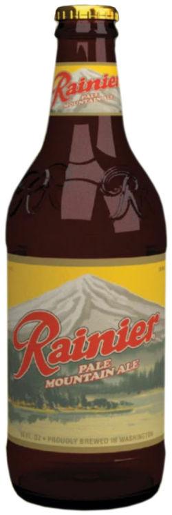 Logo of Rainier Pale Mountain Ale