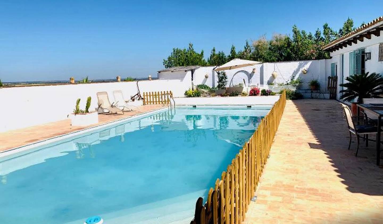 Propriété avec piscine et jardin Cantillana