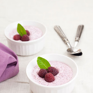 Raspberry Chia Pudding Recipe