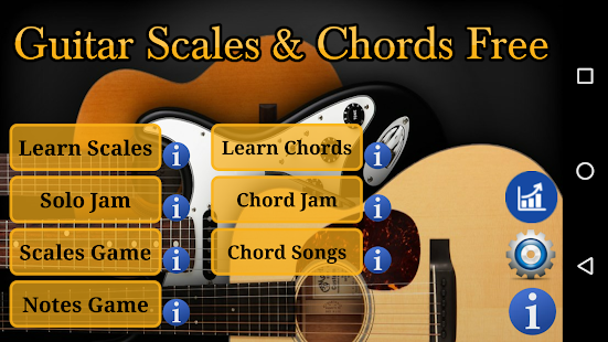 Guitar Scales & Chords Free - Apps on Google Play