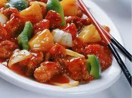 Russ's Sweet And Sour Chicken Recipe