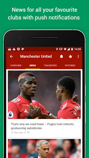 FotMob Pro - Live Soccer Scores  screenshots 4