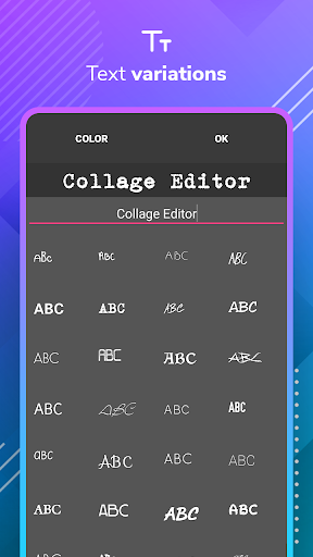 Collage Maker – Collage Photo Editor with Effects screenshot 4