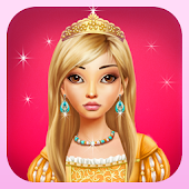 Dress Up Princess Aidette