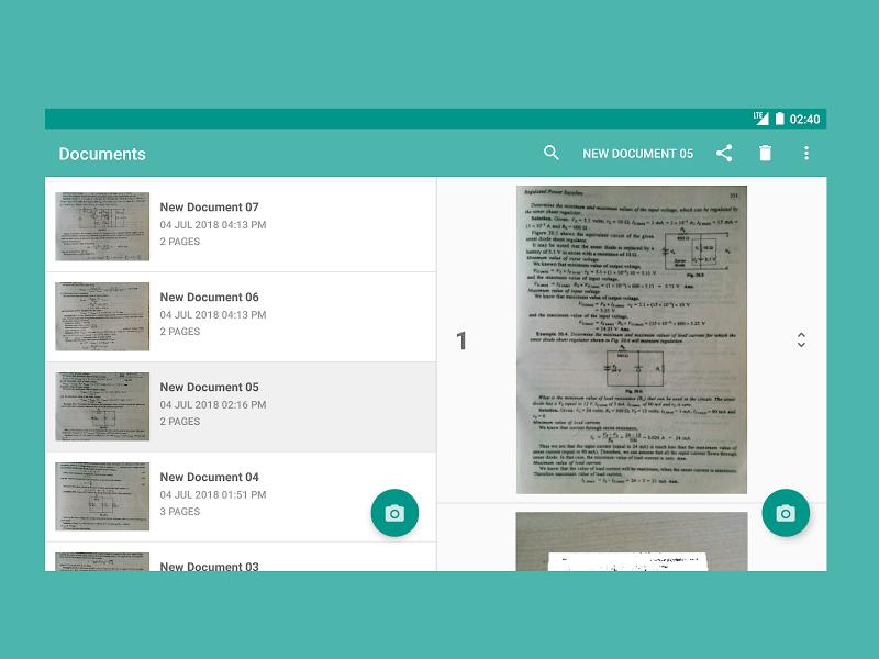 Smart Scan : PDF Scanner Screenshot 6