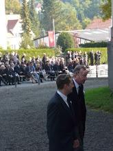 Photo: Prince Georg Friedrich of Prussia and Fürst Johann Friedrich zu Castell-Rüdenhausen