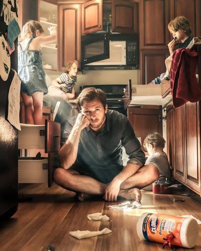 Cơ thể đàn ông thay đổi thế nào khi bắt đầu làm bố