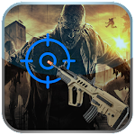 Zombie Killer Death Shooter Icon